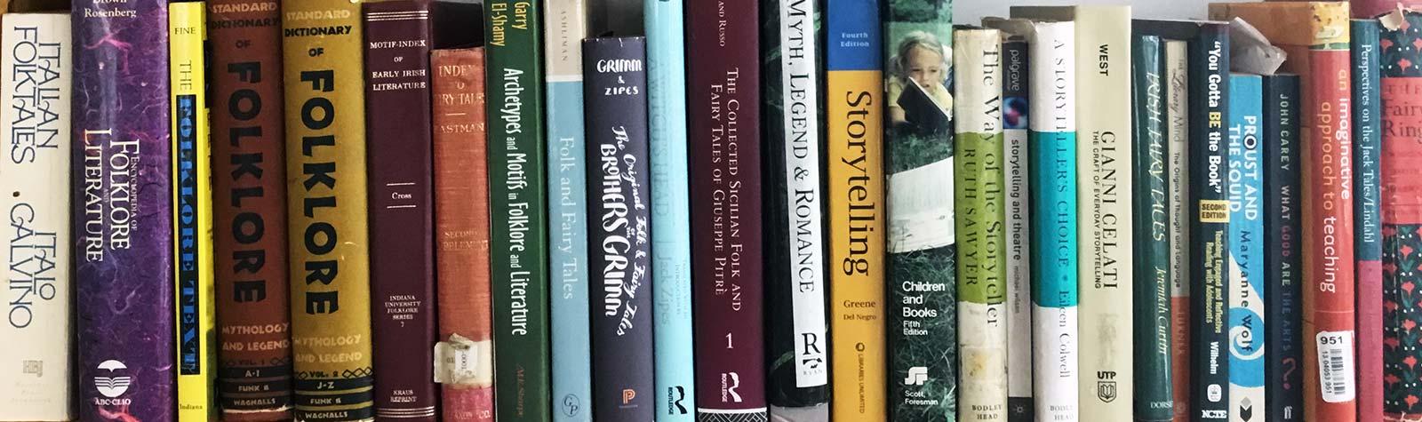 Bookshelf 2 banner